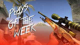 CSGO: My plays of the weekend!