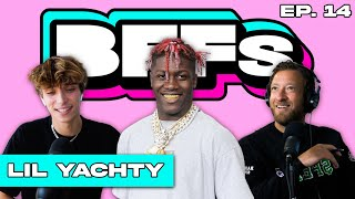 BFFs with Dave Portnoy and Josh Richards - Episode 14: Lil Yachty
