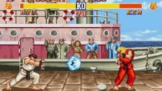 DEFI N°2 : Street Fighter 2