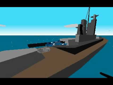 Aces of the Pacific - Landing on a Destroyer