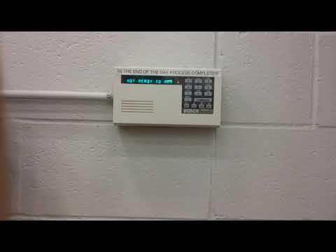 Bosch Security Keypad In Trouble At Lowes