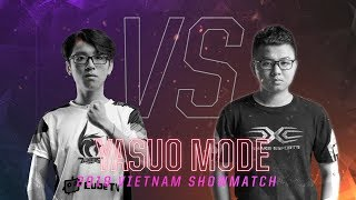 [Allstar VietNam 2018] Chung kết Solo Yasuo Sofm vs Pake l Ai mới là vua solo Yasuo 2018