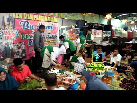 Nasi Ayam Kuliner Simpang Lima Semarang Nasi Opor Ayam Bu