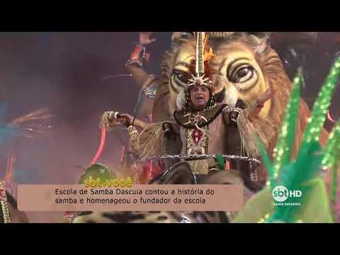 Nação Guarani e Dascuia - Carnaval Florianópolis 2018