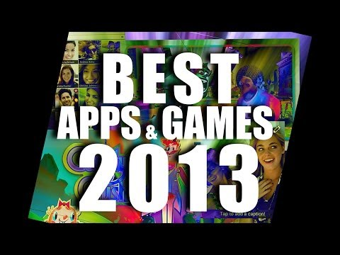 CNET UK Podcast - Best apps of 2013 - Ep. 366