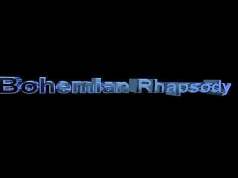 Bohemian Rhapsody (online Cover)