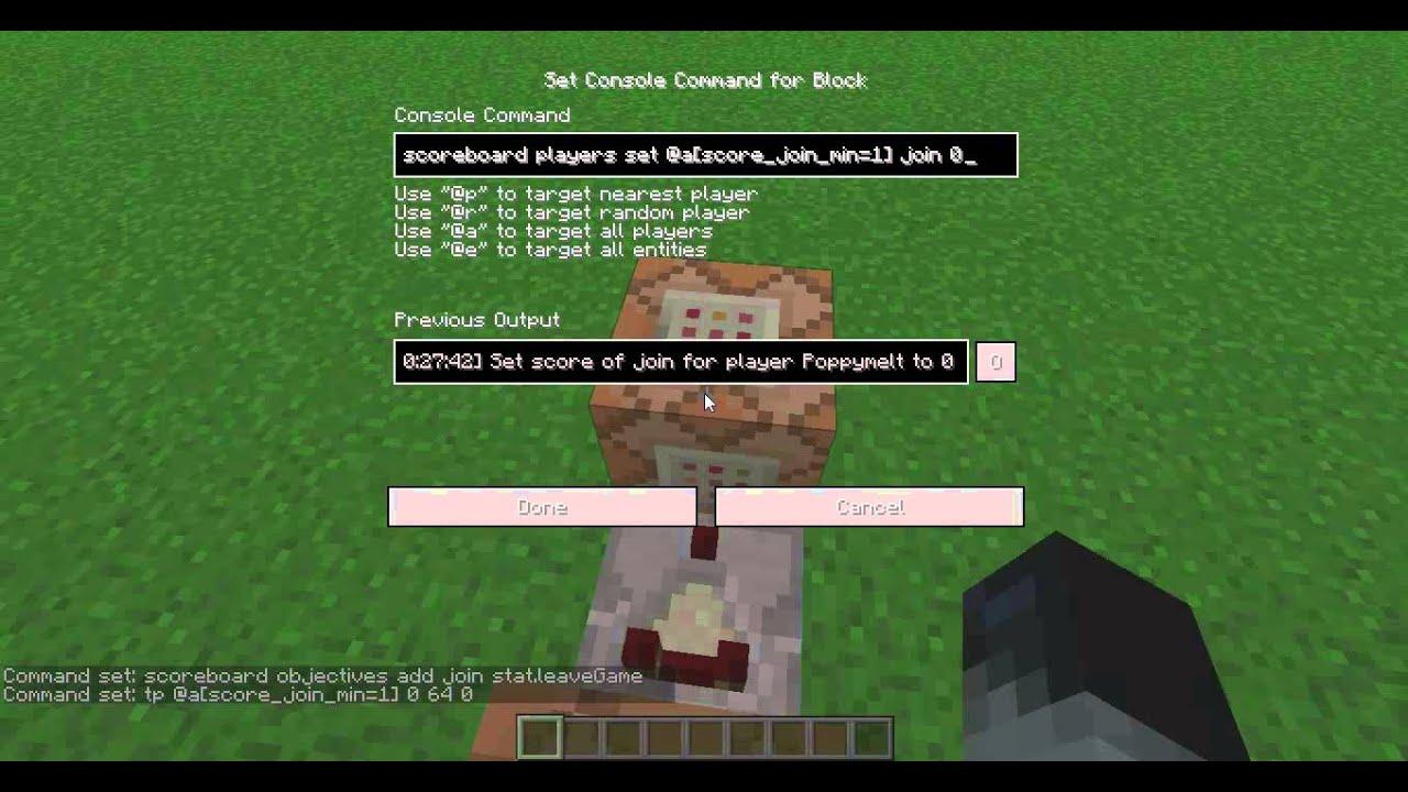 Minecraft Spielen Deutsch Minecraft Teleport Player To Entity Bild - Minecraft teleport player command block