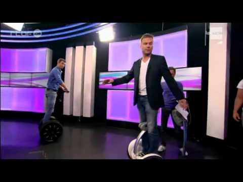 Ninebot TV  show in Belgium