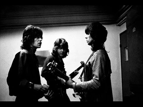 Gimme Shelter with rare Mick Taylor Intro