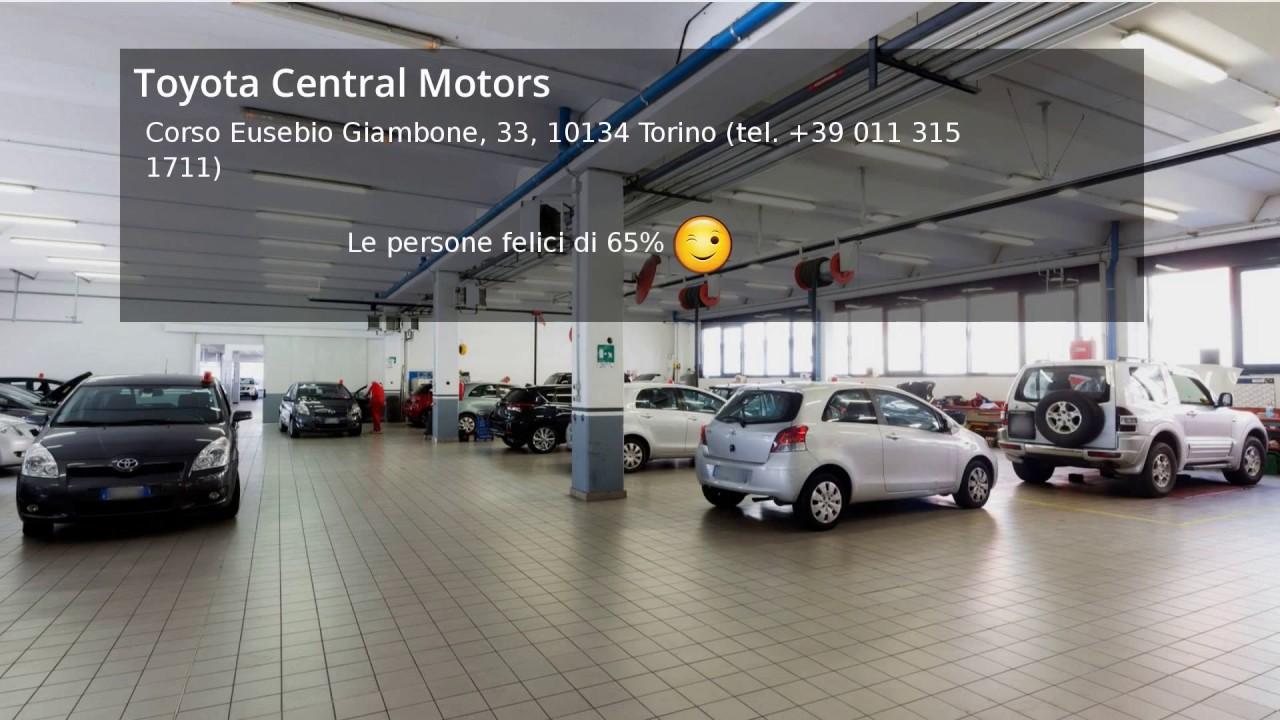 Recensioni toyota central motors youtube for Toyota motor corporation address