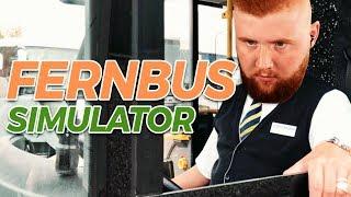 Das ist mein neuer JOB *LACHKICK GARANTIE* 😂 | Fernbus Simulator mit Mcky