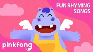 Happy Hippo | Fun Rhyming Songs | Nursery Rhymes | Pinkfong Songs for Children