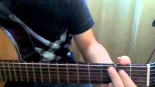 Cover Guitarra Alaba a Dios - Danny Berrios