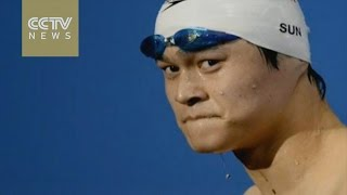 Olympic swimmer Sun Yang failed drug test