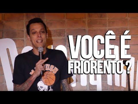 COMO LIDAR COM O FRIO? - STAND UP COMEDY - NIL AGRA