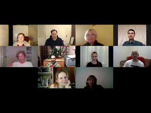 2020-04-26 Групповой одитинг и отработка намерения через ZOOM саентология