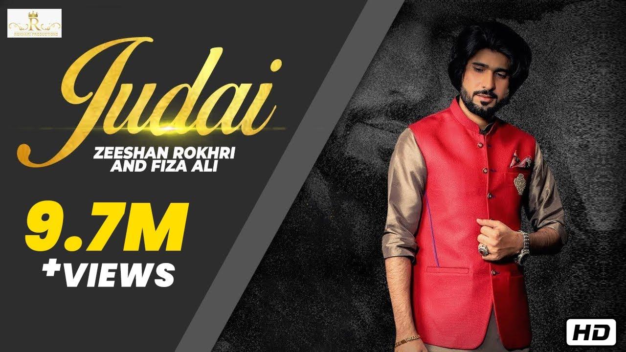 Download #Judai Official Video Zeeshan Rokhri And Fiza Ali Latest Saraiki & Punjabi Songs 2020