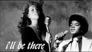 Michael Jackson - Mariah Carey - I