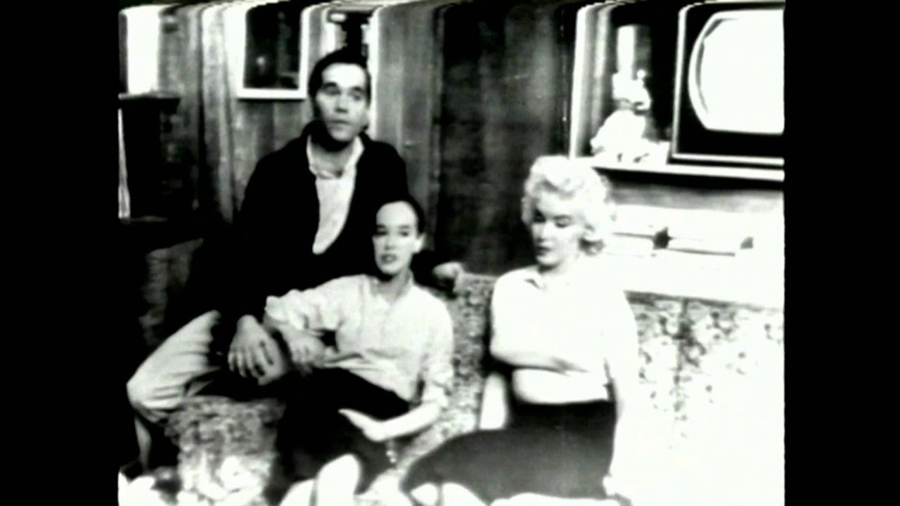 Marilyn Monroe Person To Person Edward R Murrow April 8 1955