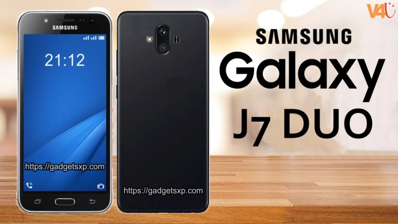 Samsung Galaxy J7 Duo Official Look, Release Date, Price ...
