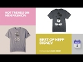 Best Of NEFF Disney Hot Trends On Men Fashion