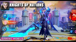 [Android/IOS] Knights of Nations - MMORPG Gameplay