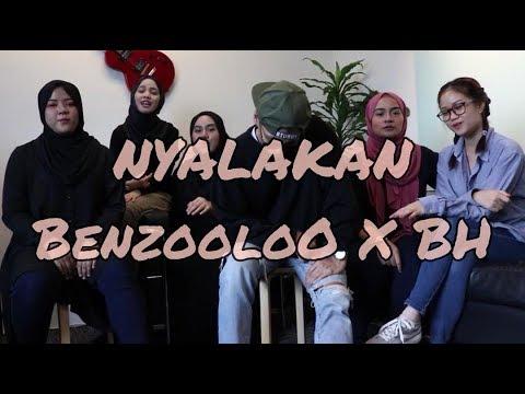 Free Download Nyalakan (benzooloo X Bahiyya Haneesa) Mp3 dan Mp4