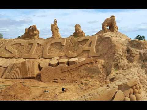 Pera Festival Internacional de Escultura em Areia