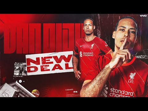 Virgil van Dijk signs new long-term contract at Liverpool    'This club is there for you, whatever happens'