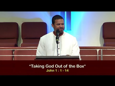 'Taking God Out of the Box'