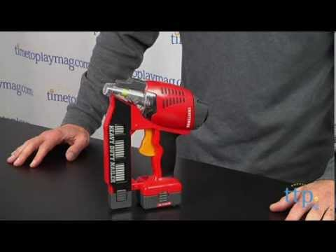 My First Craftsman Power Nail Gun from Sears - YouTube