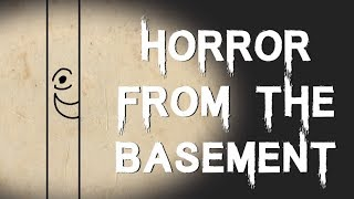 Horror From The Basement | TRUE Animated Scary Story