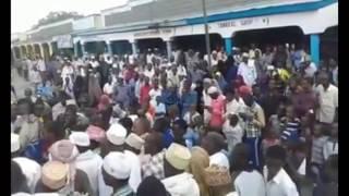 jubalandnews24  Musharaxa Gov nimada Countiga Garissa  Bashiir Haji Yussuf oo Masalani soo gaaray