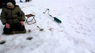 02.03.2013 Жирновск зимняя рыбалка