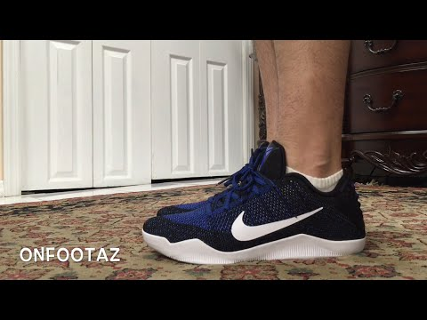 Nike Kobe 11 Elite Low Blue