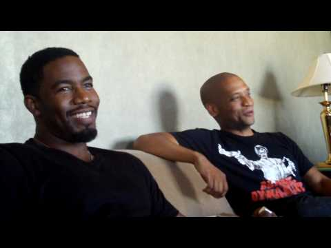 Michael Jai White and director Scott Sanders talk about BLACK DYNAMITE at San Diego Comic-Con 2009