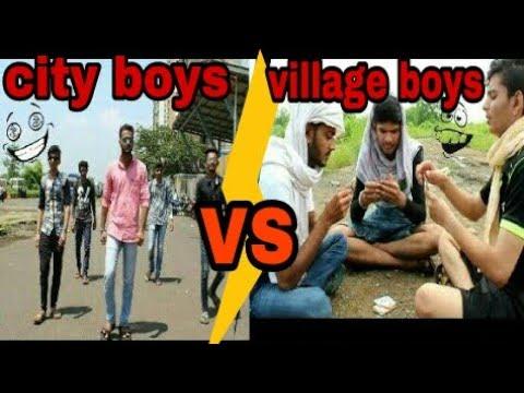 City Boys vs Village Boys    Bachelors Deewane