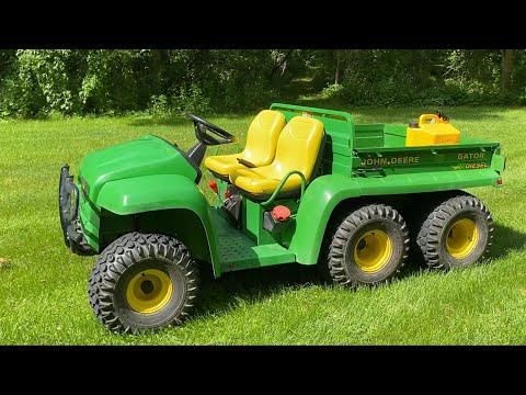 Download My New John Deere Gator Diesel 6x4!!