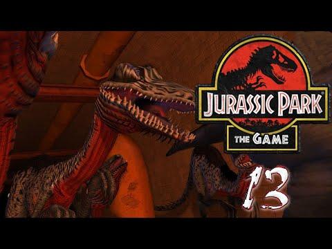Jurassic Park | The Game | Das Troodon Nest  | 13 | Livestream Mitschnitt.