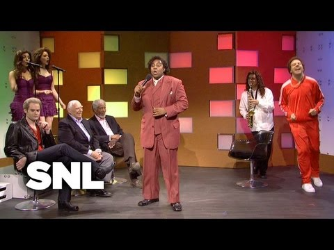 What Up With That?: Morgan Freeman and Ernest Borgnine  SNL