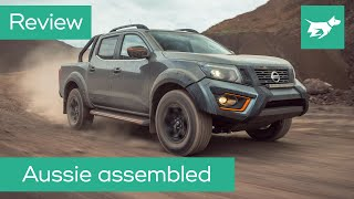 Nissan Navara Warrior 2020 review: off-road