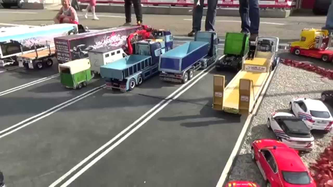 camions rc 1 14 trucks tamiya wedico scaleart zolder 20 09. Black Bedroom Furniture Sets. Home Design Ideas