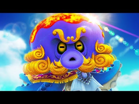BIG BAD SQUID BOY | Super Mario Odyssey - Part 5