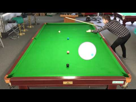Snooker Exhibition Shots #2