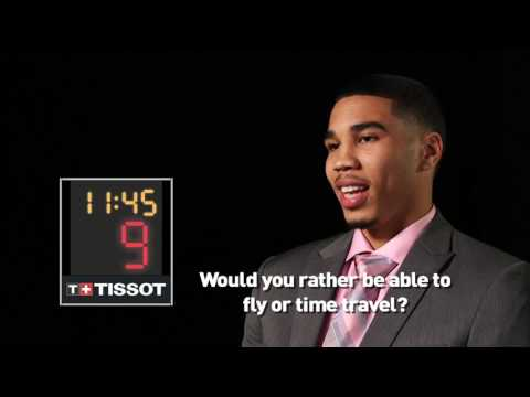 24 Seconds with Jayson Tatum - NBA Drafts 2017