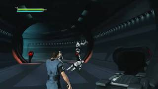 Star Wars: Force Unleashed 2 Ragdoll Euphoria fun :D (Demo Xbox 360)