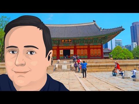 Exploring Seoul, South Korea (Seoul Travel Vlog Ep1)