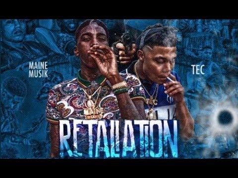 Maine Musik & TEC - No Remorse (Retaliation)