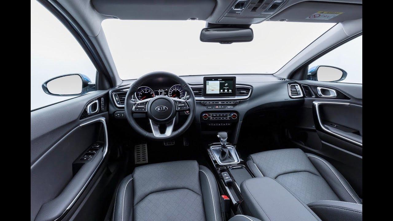 New Kia Ceed Concept 2019 2020 Review Photos Exhibition Exterior And Interior Youtube