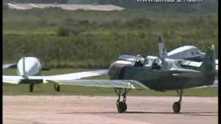 43 Air School Pilot Training - Africa Travel Channel